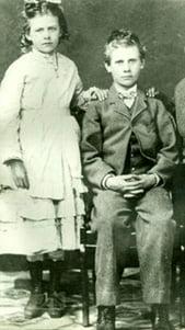 Henry and Sarah Helgesen