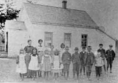 Metchosin School 1899
