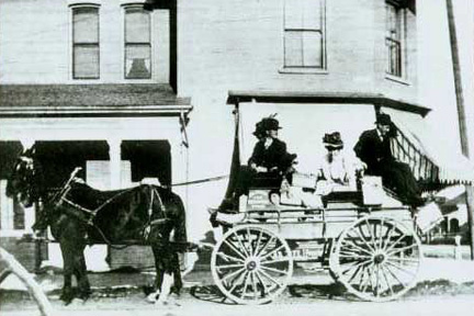 Colwood and Metchosin Stage Coach