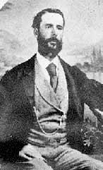 Lighthouse Keeper Thomas Argyle